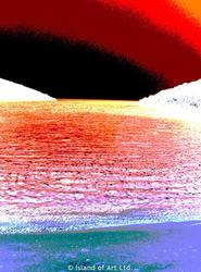 Island of Art - Photos - Energy Brown - Rainbow Sea