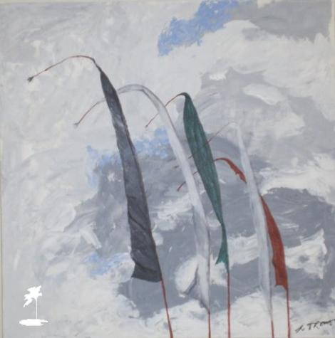 Prayer Flags - Lindsay Rough